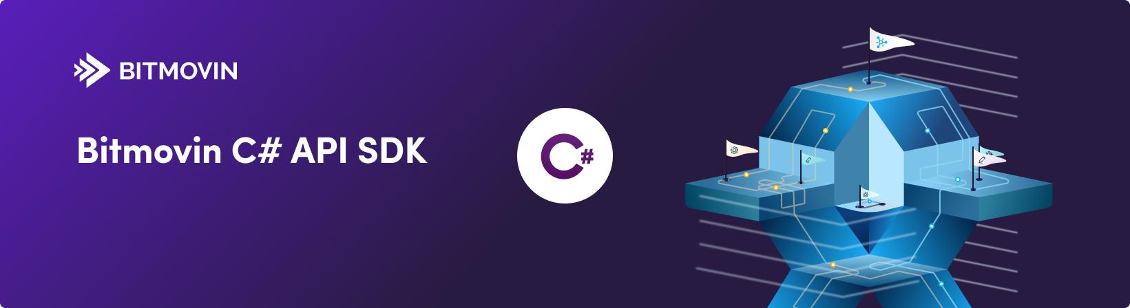Bitmovin C# API SDK Header