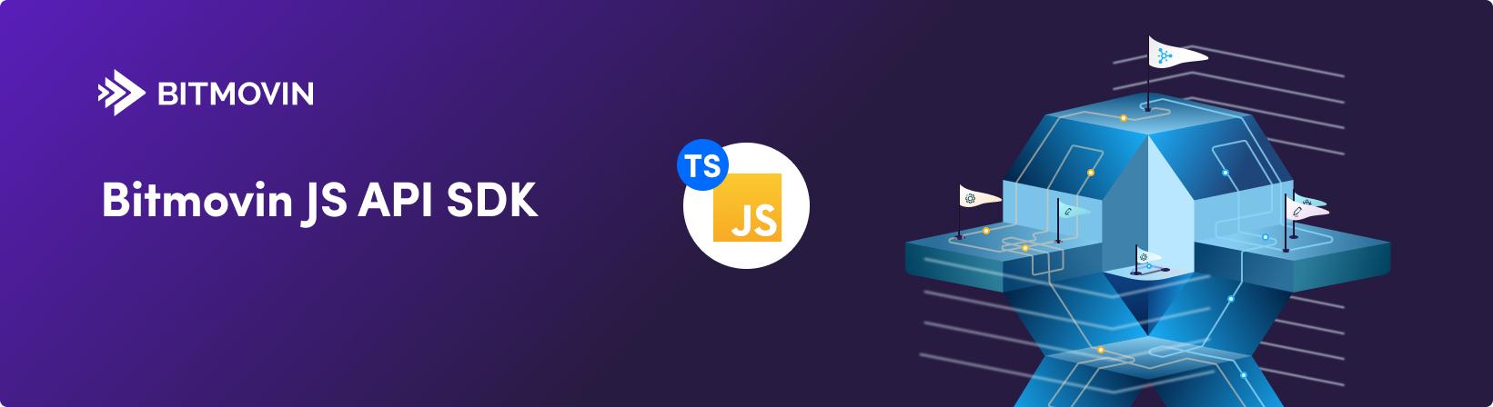 Bitmovin TypeScript/JavaScript API SDK Header
